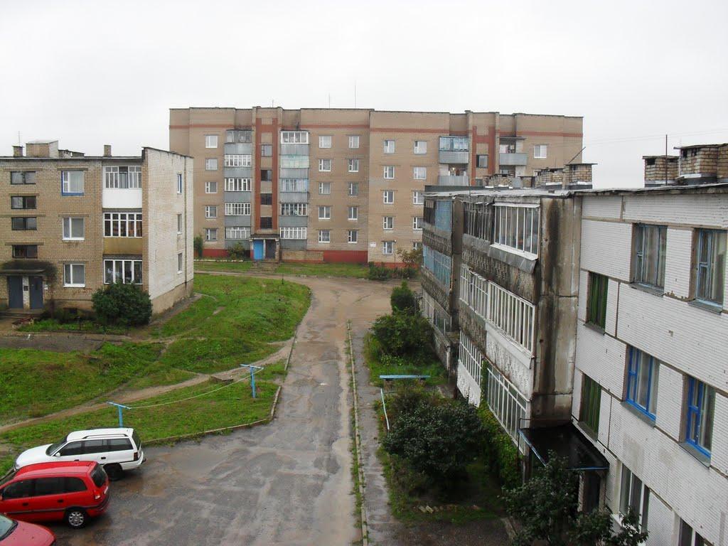 переулок Космонавтов, Сенно
