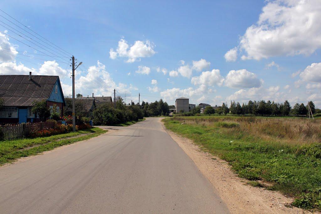 ул. Победы, Сенно