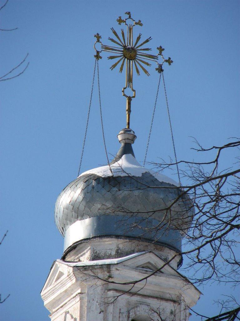 Купола церкви, Толочин