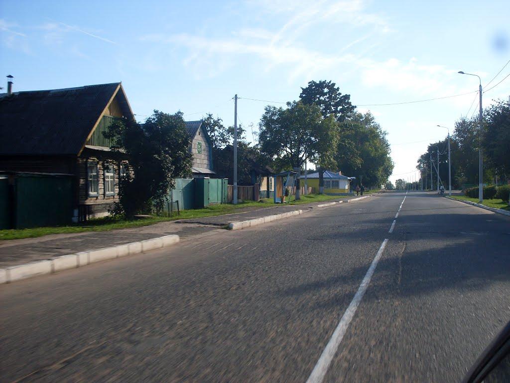 ул.Энгельса, Толочин