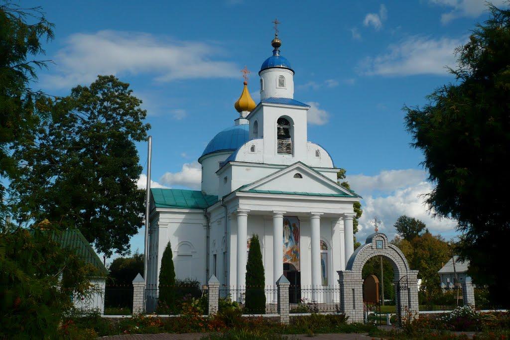 Church / Tsjahniki / Belarus, Чашники