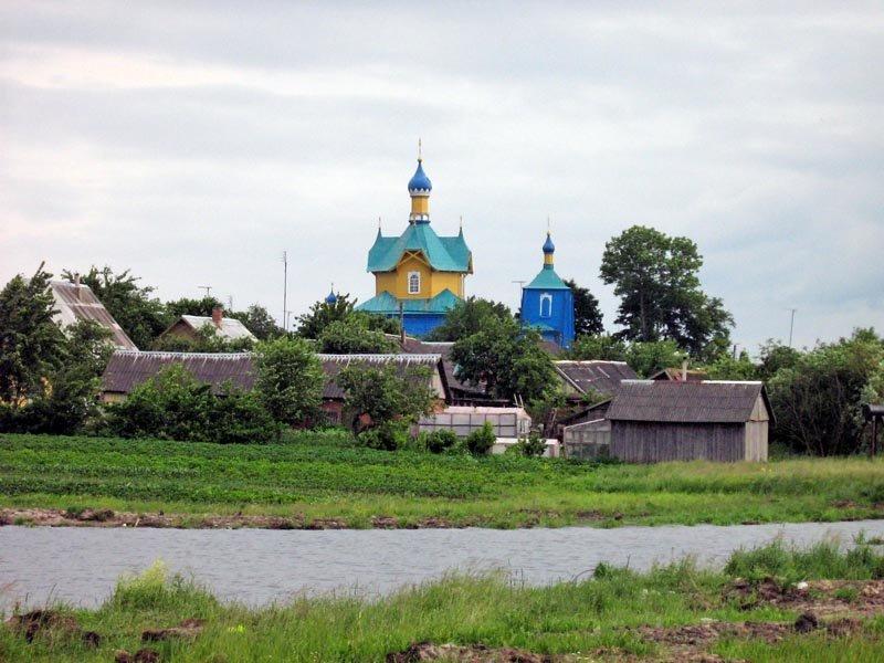 Orthodox church, Шарковщина
