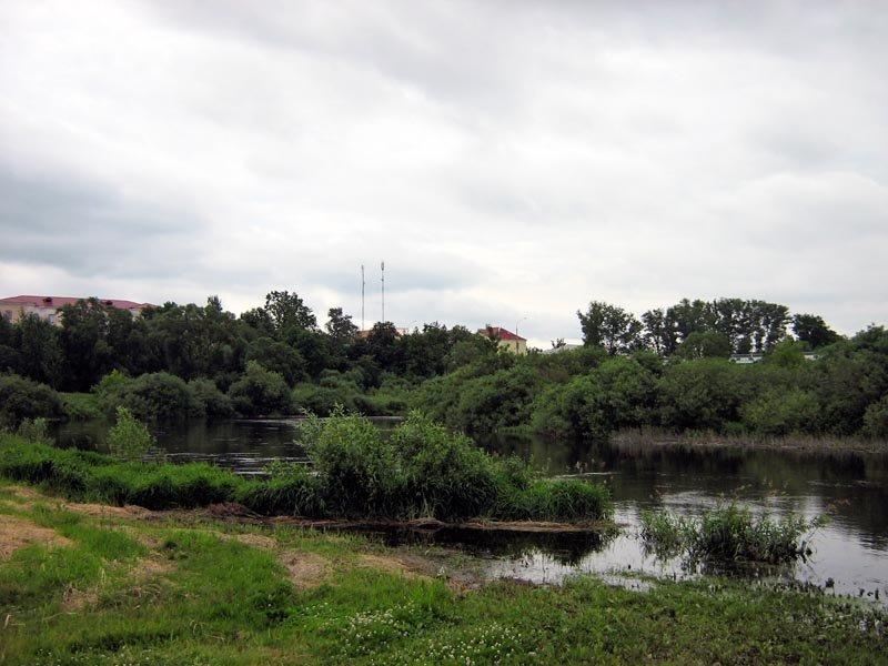 The river Disna, Шарковщина