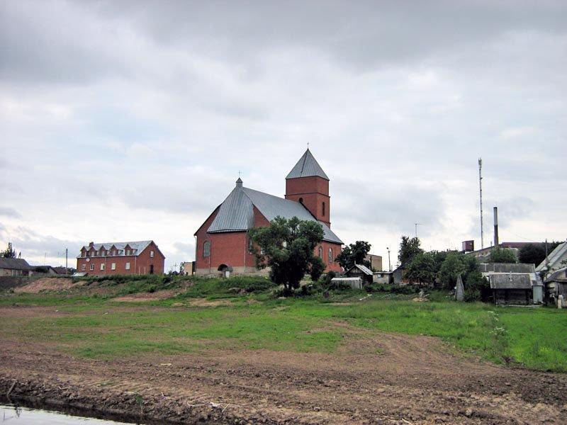 Catholic church, Шарковщина