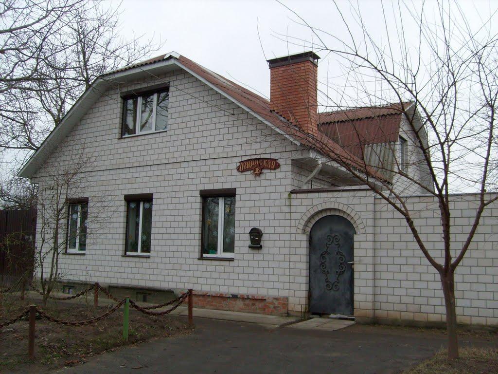 Лещинская 38, Белицк