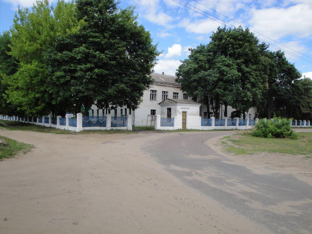 Большевик, больница, Большевик