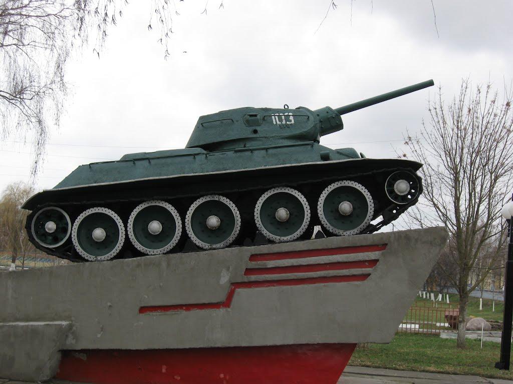 T-34, Брагин