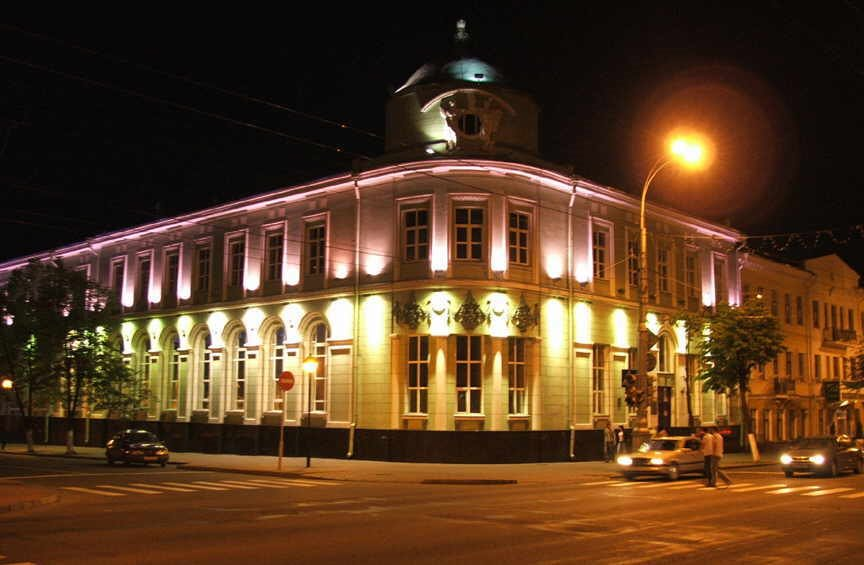 Gomel Office of the National Bank of the Republic of Belarus, Гомель
