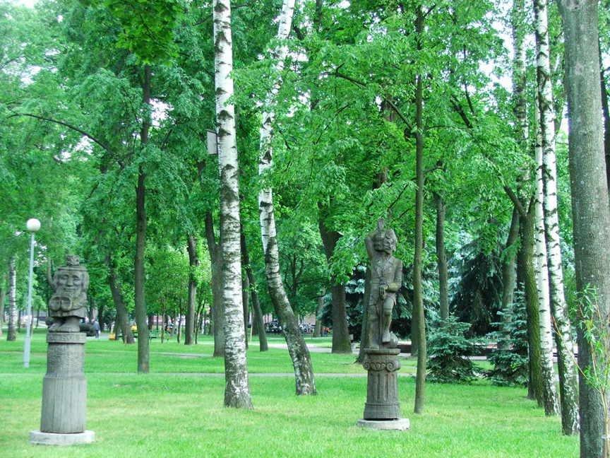 """""""Pioneer Garden"""", Гомель"""
