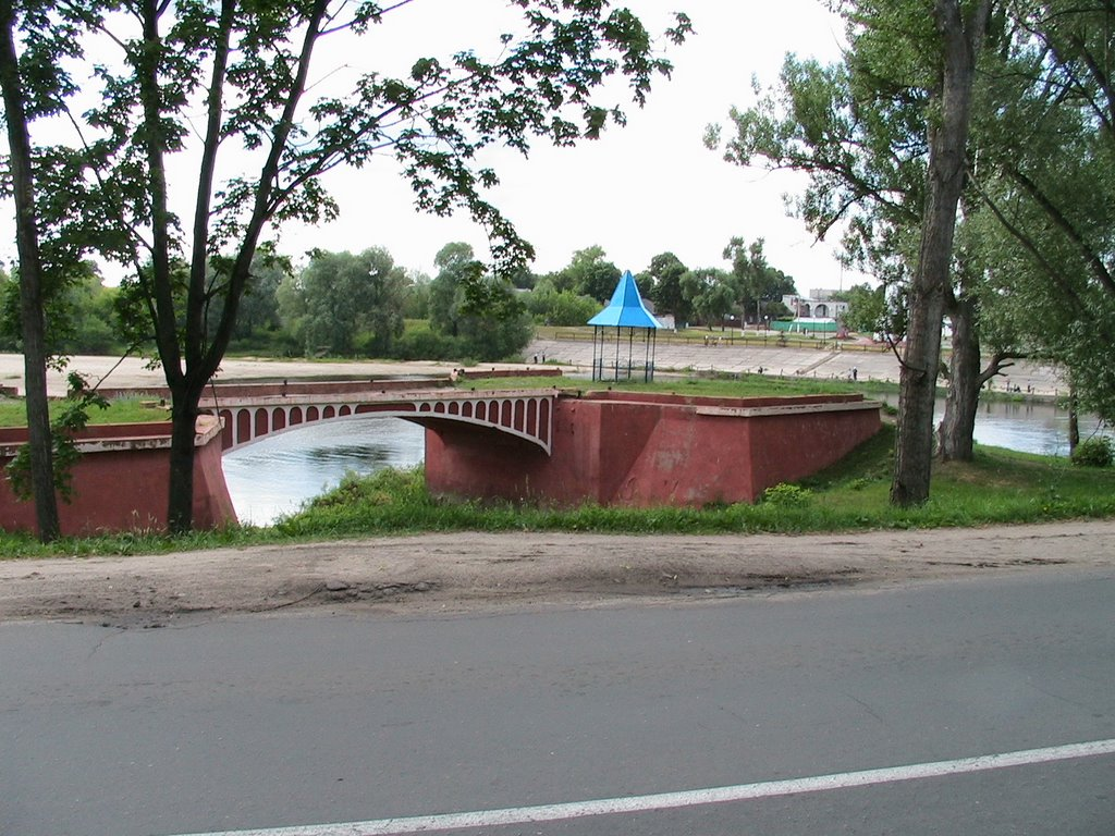 "Старый ""горбатый"" мост, Добруш"