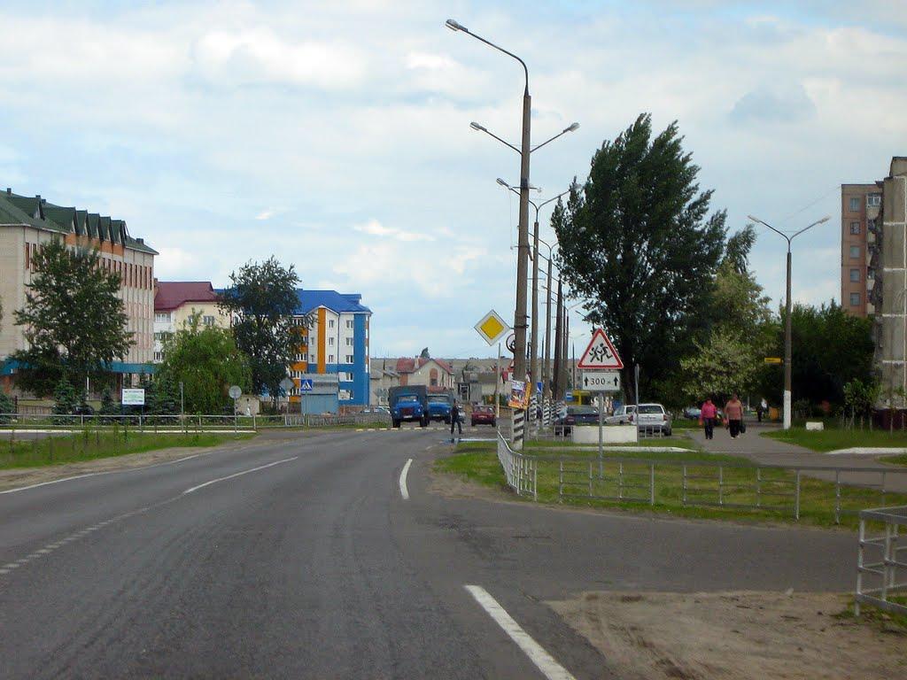 Озерный, Житковичи