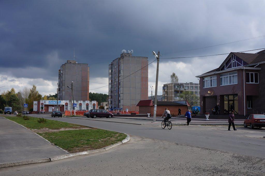 Магазин Озерный и Витязь, Житковичи