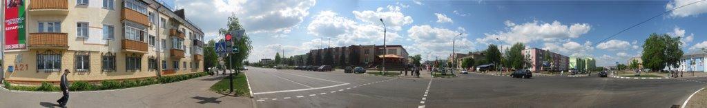 Улица - г.Жлобин, Жлобин