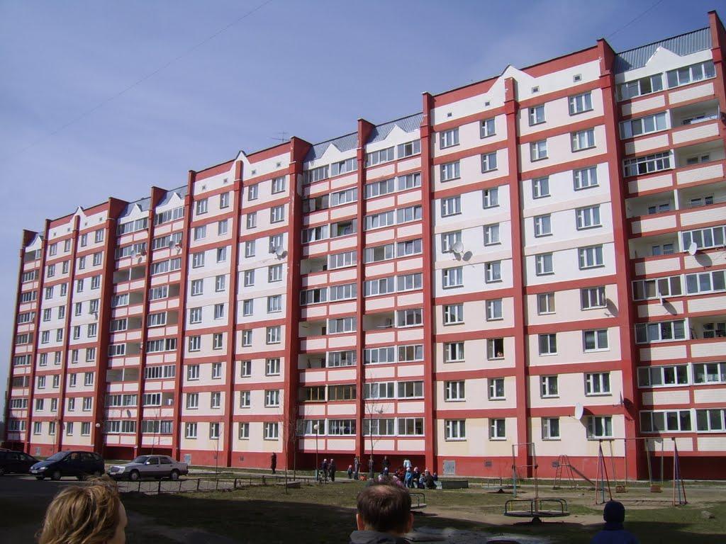 Лёшин дом, Жлобин