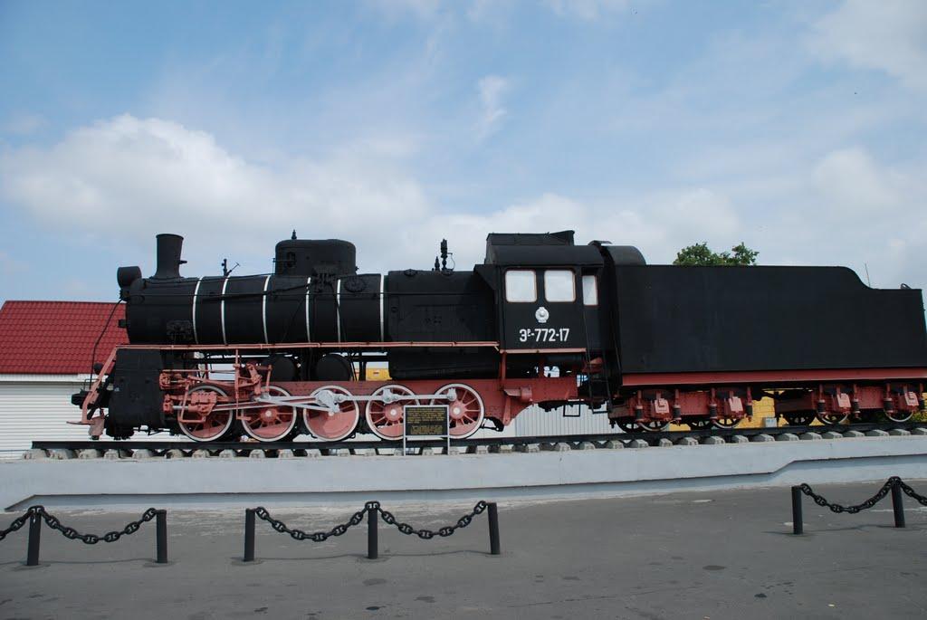 На вокзале в Каленковичах, Калинковичи