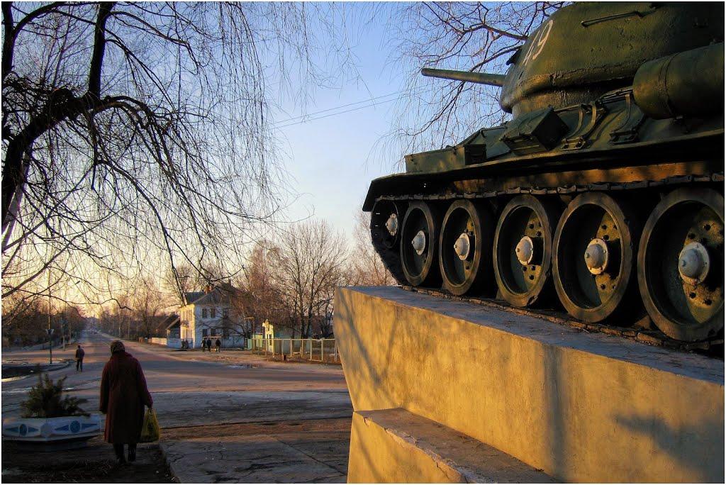 Kalinkovichi memorial, Калинковичи