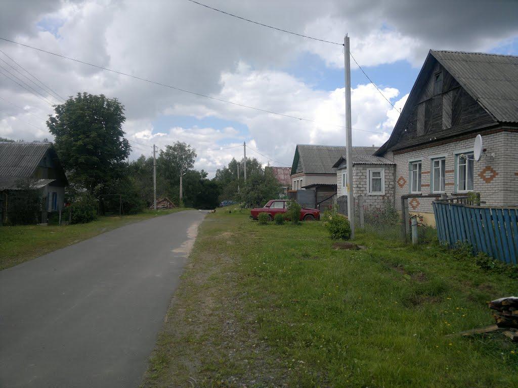 ул. Гагарина, Корма, Корма