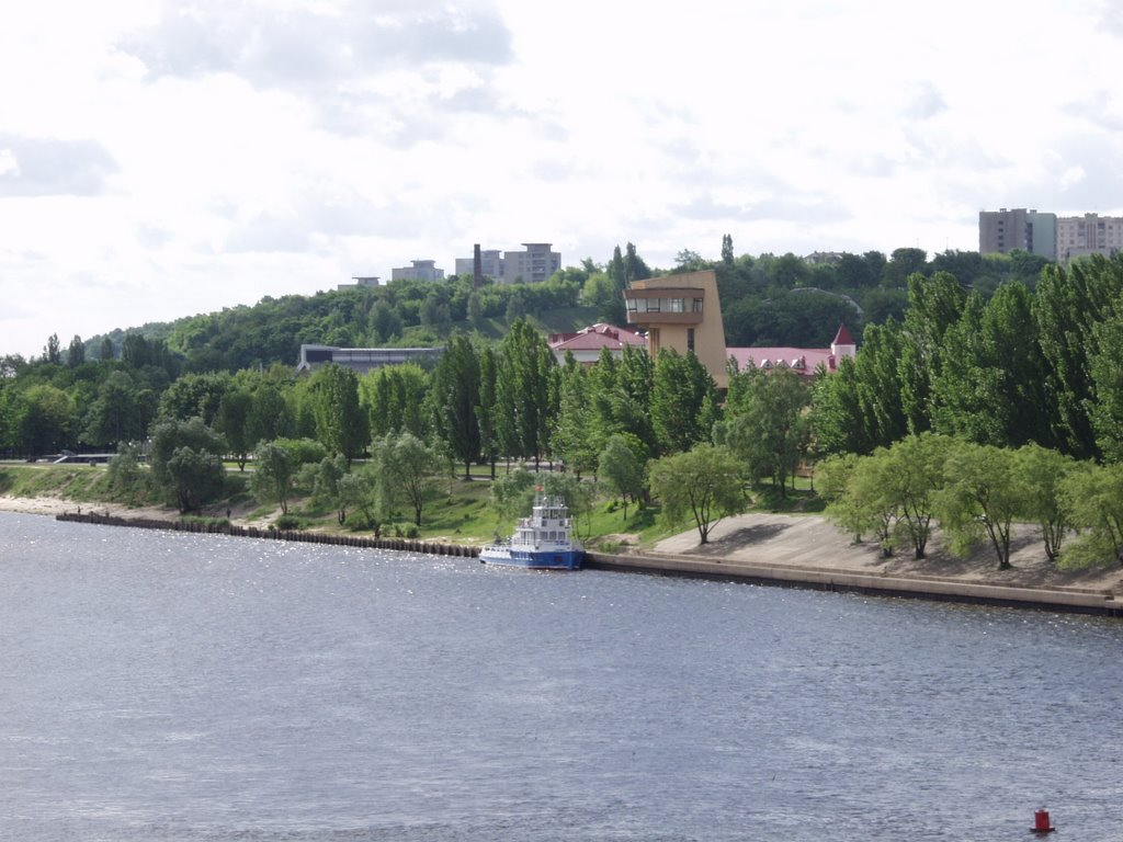 old bridge, Мозырь
