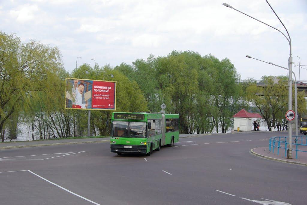 Mozyr tram fantrip.  Мозырь - Mazyr, Belarus, Мозырь