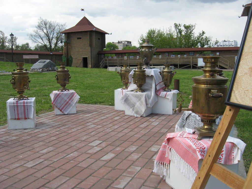 Das alte Fort, Мозырь