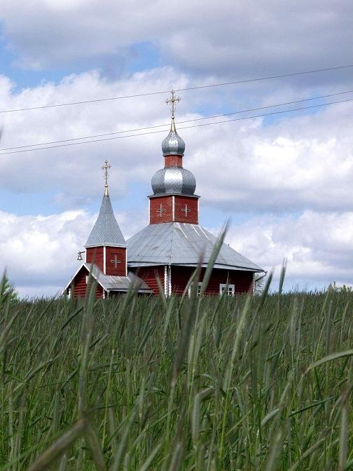 Church, Мозырь