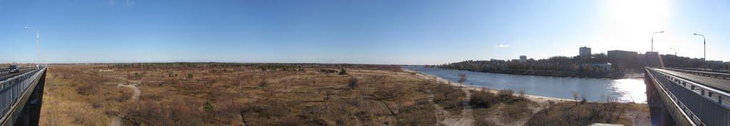 View from the Bridge, Мозырь