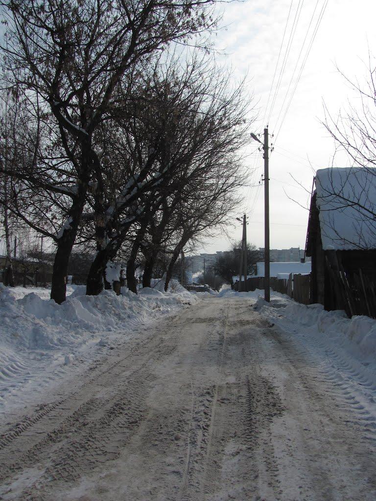 city block Bobry, Мозырь