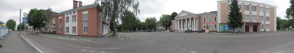 "Palace of Culture ""Stroitel"", Мозырь"
