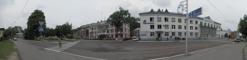 Post and Cinema, Мозырь