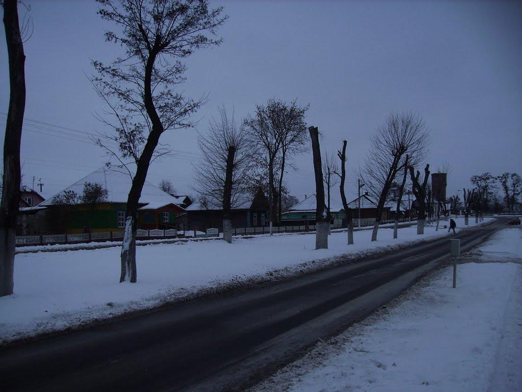 front street, Наровля