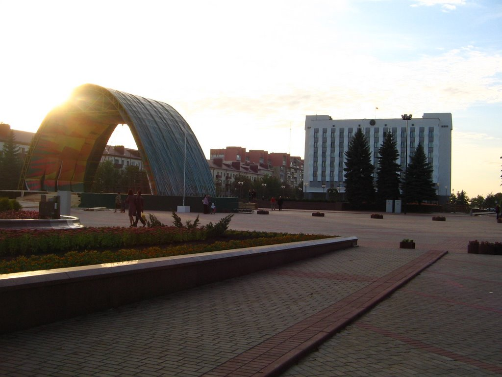 Babruysk, Октябрьский