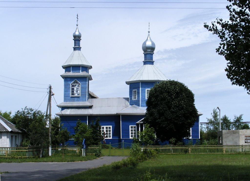 Царква, Октябрьский