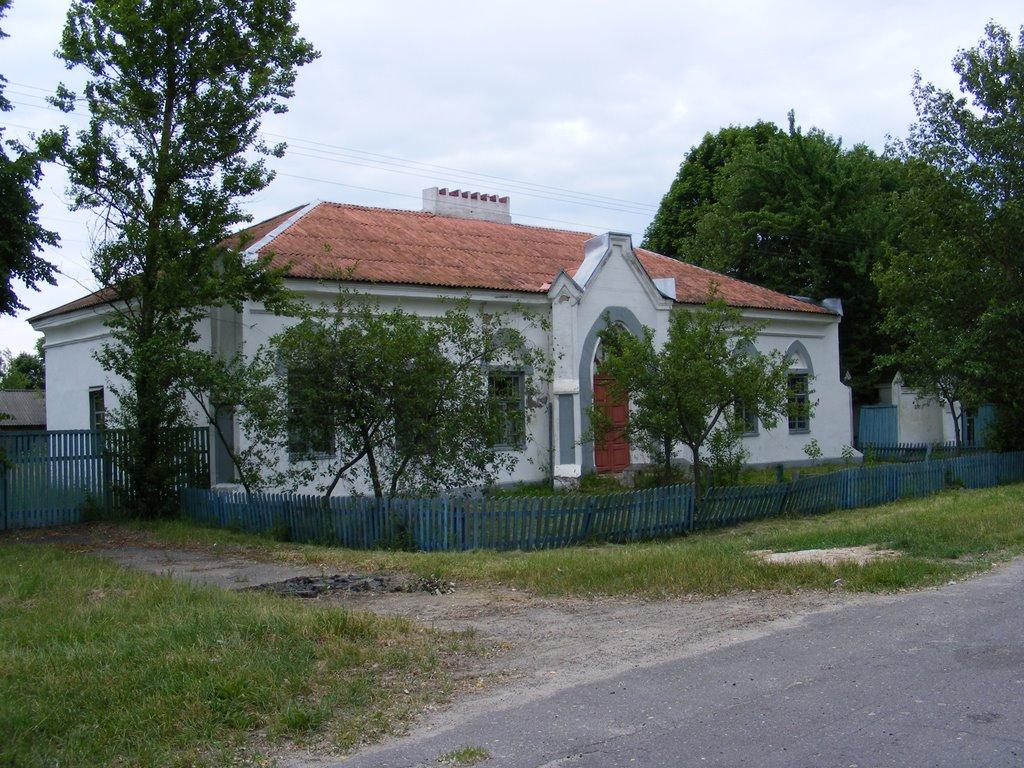 Паштовая станцыя, Октябрьский