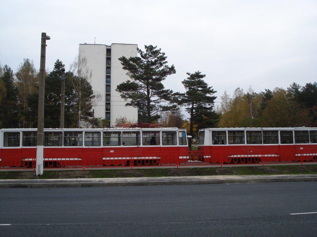 Мозир, Октябрьский
