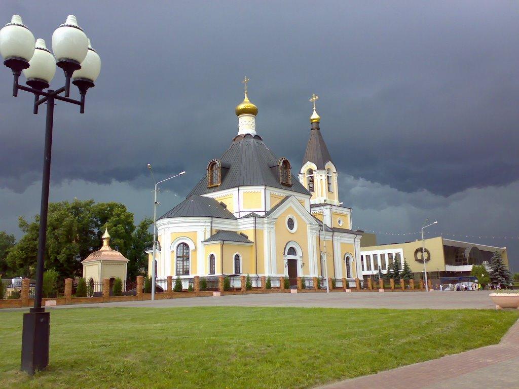 Свято успенский собор, Речица