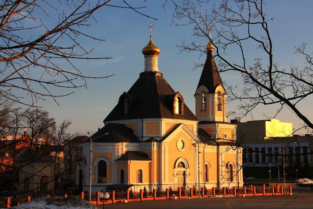 Успенский собор 25.03.2010, Речица