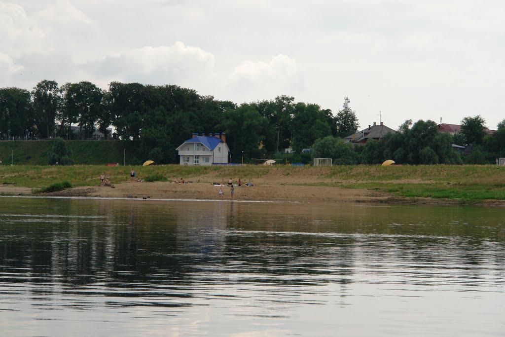Спасательная станция, Речица