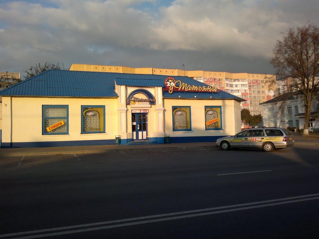 Речица, ул. Советская, Речица