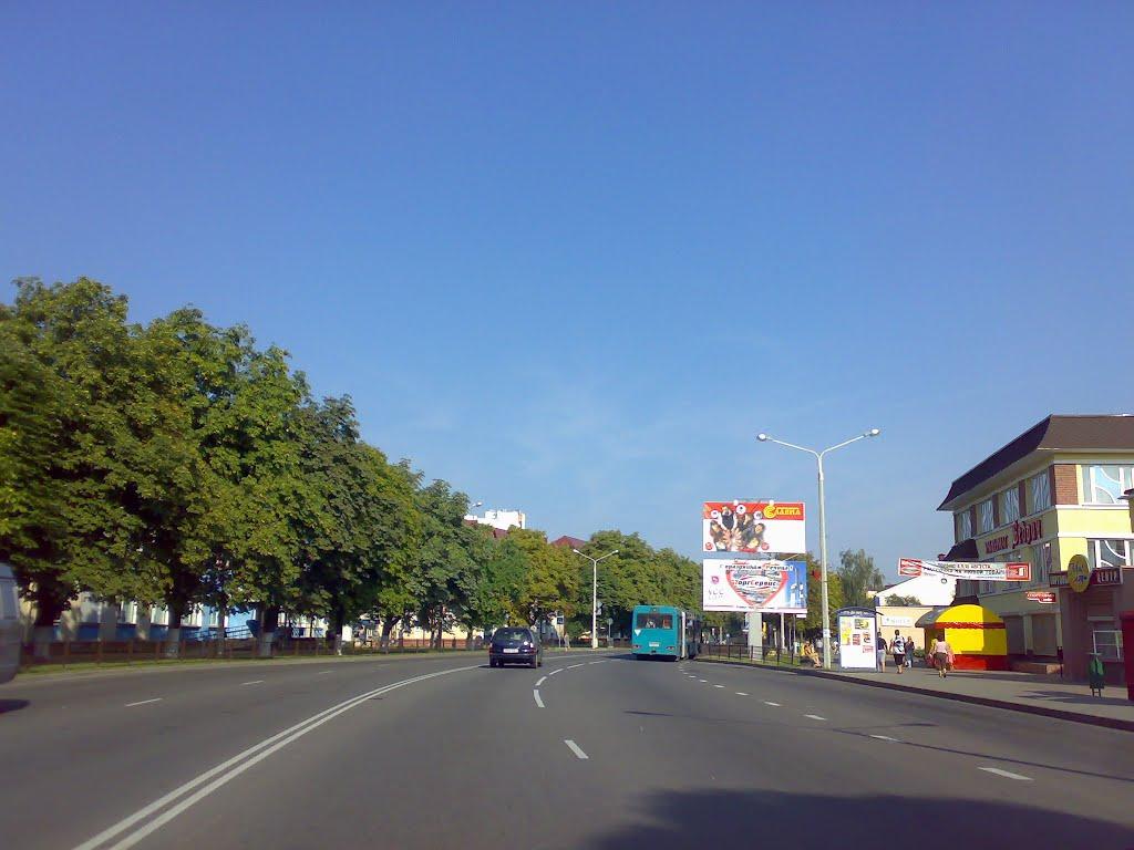 Советская ул., Речица