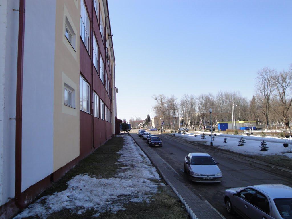 Рогачёв (РУЭС и Почта), Рогачев