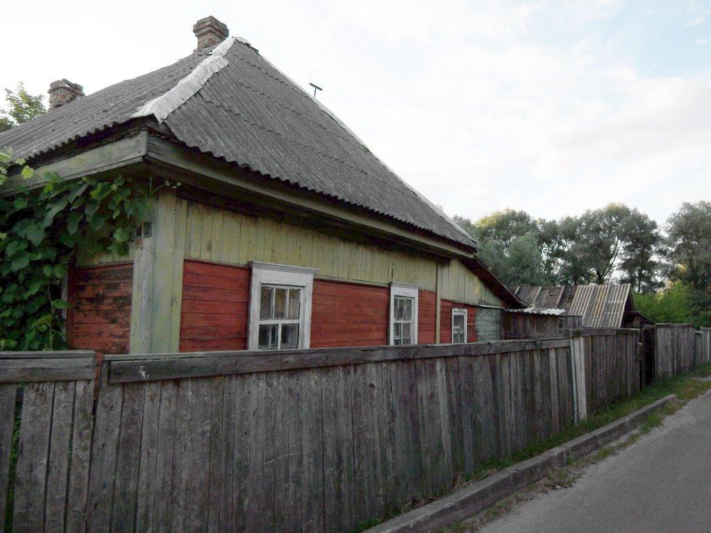 House in Shacilky village, Светлогорск