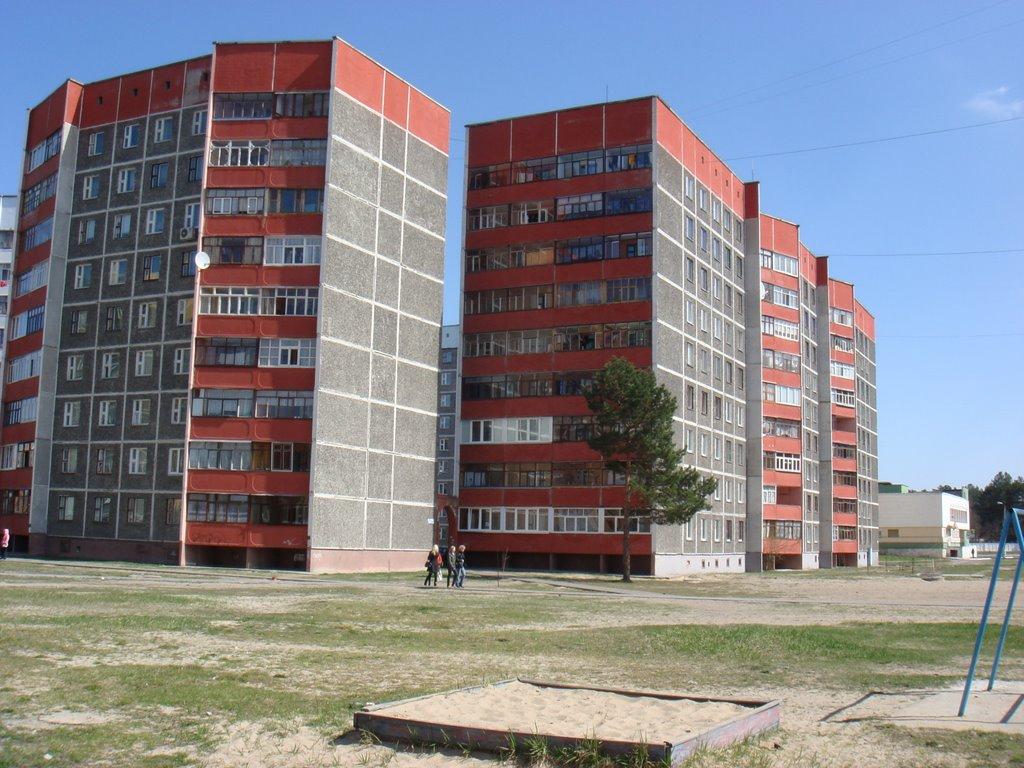 Микрорайон 6, Светлогорск