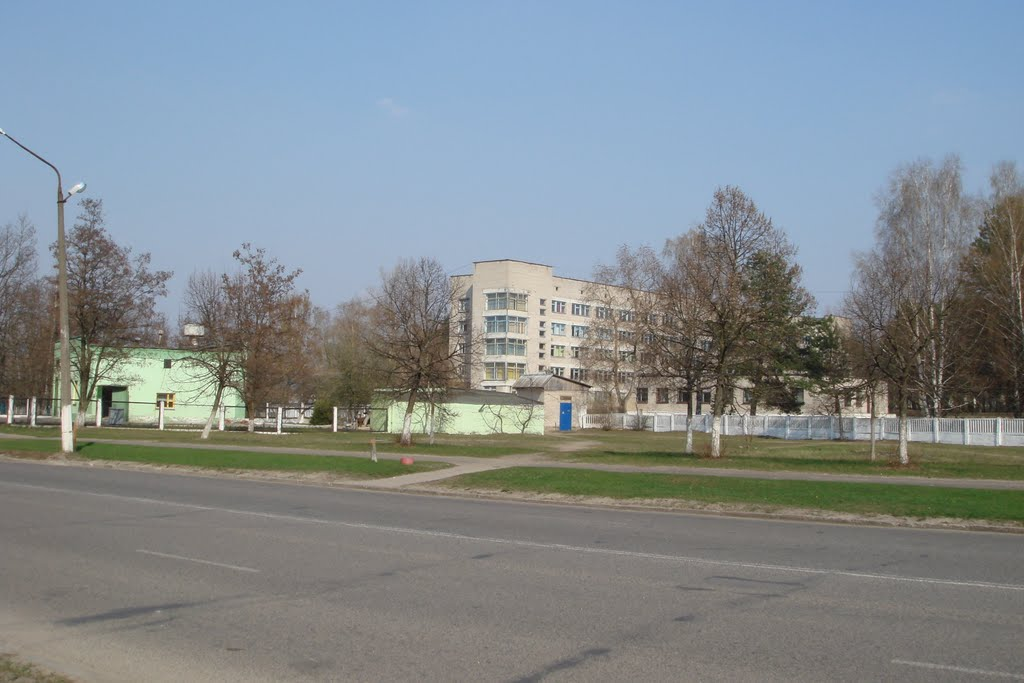 Svetlogorsk, Bolynica, Светлогорск