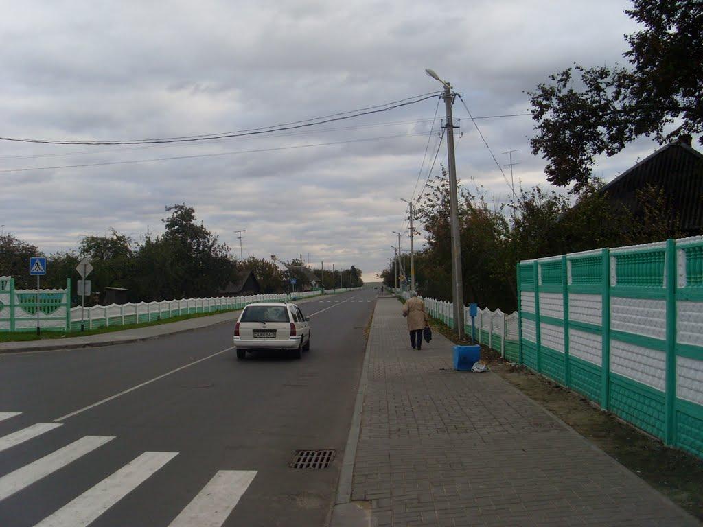 ул.Колхозная, Хойники