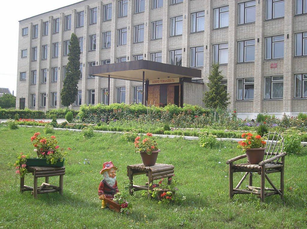 Школа им. Притыцкого, Большая Берестовица