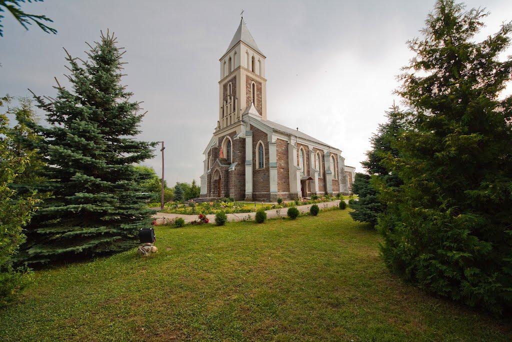 Костел Преображения Господнего 1912г., Большая Берестовица
