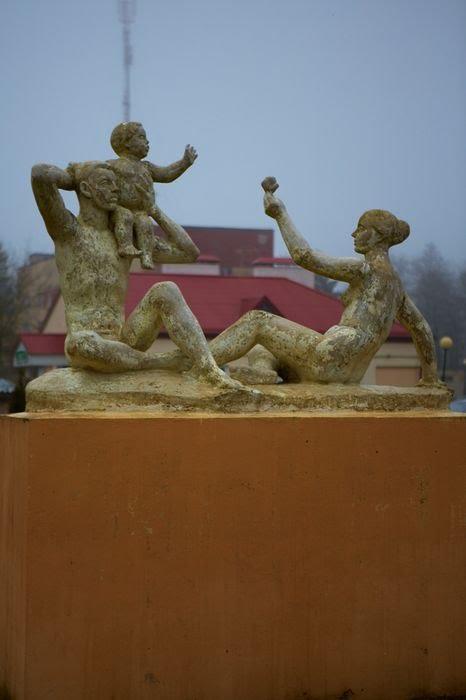 Скульптура, Большая Берестовица