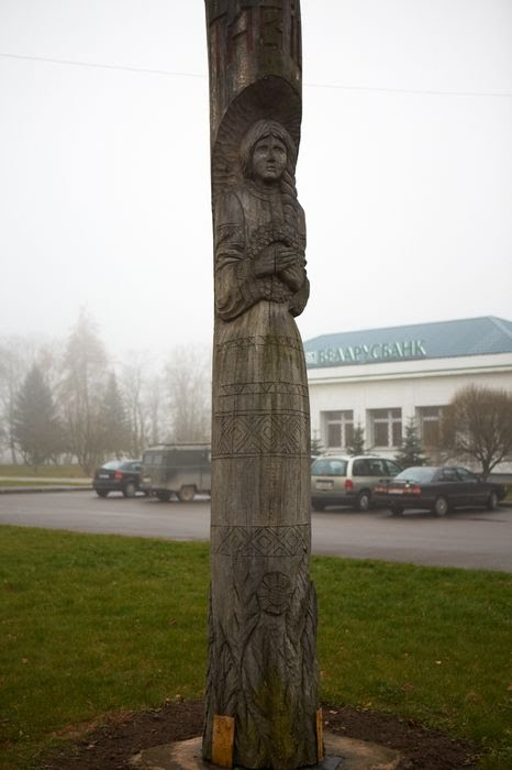 Деревянная скульптура, Большая Берестовица