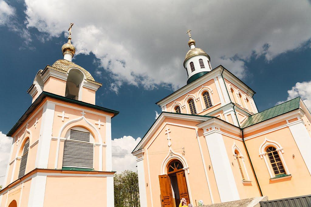 св.Николая церковь, Большая Берестовица