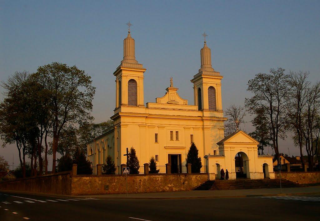 Костел, Волковыск